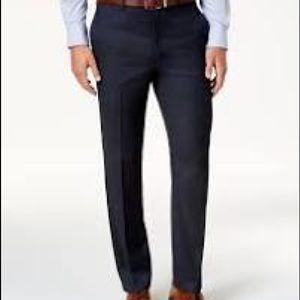Ralph Lauren Men's Navy Dress Pants